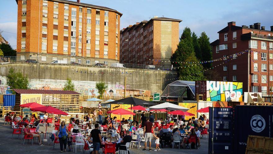Un parque cultural reconquista espacios olvidados para la música y el ocio en Oviedo