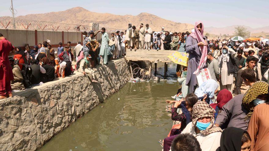 Casi un centenar de países se comprometen a garantizar la salida de afganos tras el 31 de agosto