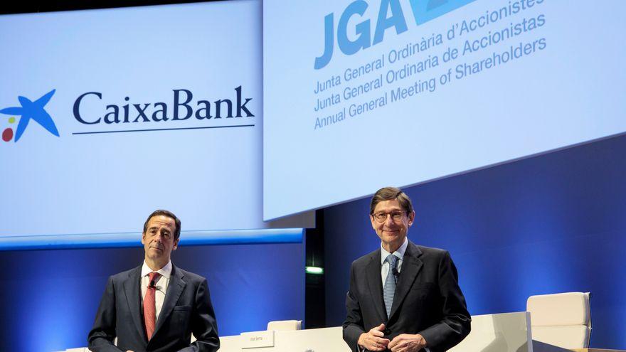 Caixabank, un año después de arrancar la fusión con Bankia: el paquete del Estado todavía vale una sexta parte del rescate