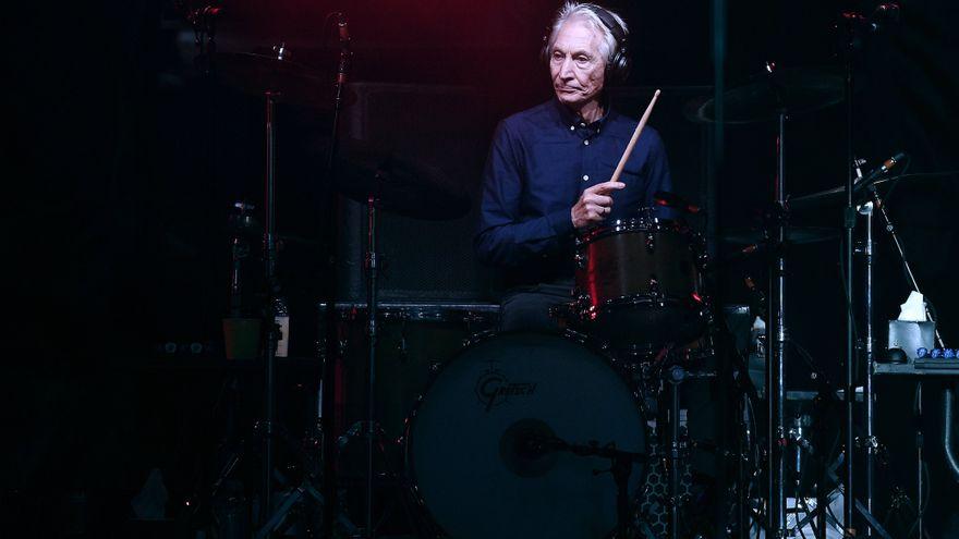 Muere a los 80 años el batería de los Rolling Stones, Charlie Watts