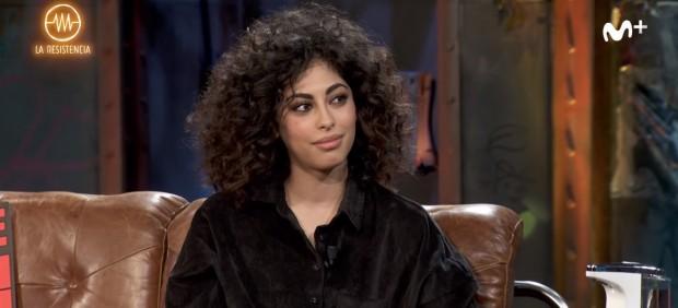 Mina El Hammani en