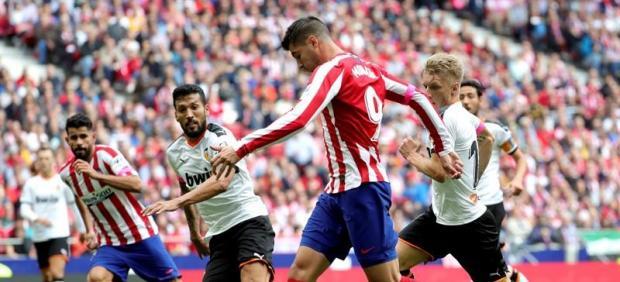 Atlético de Madrid - Valencia