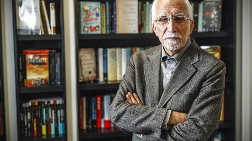 Luis Mateo Díez Rodríguez, galardonado con el Premio Nacional de las Letras Españolas 2020