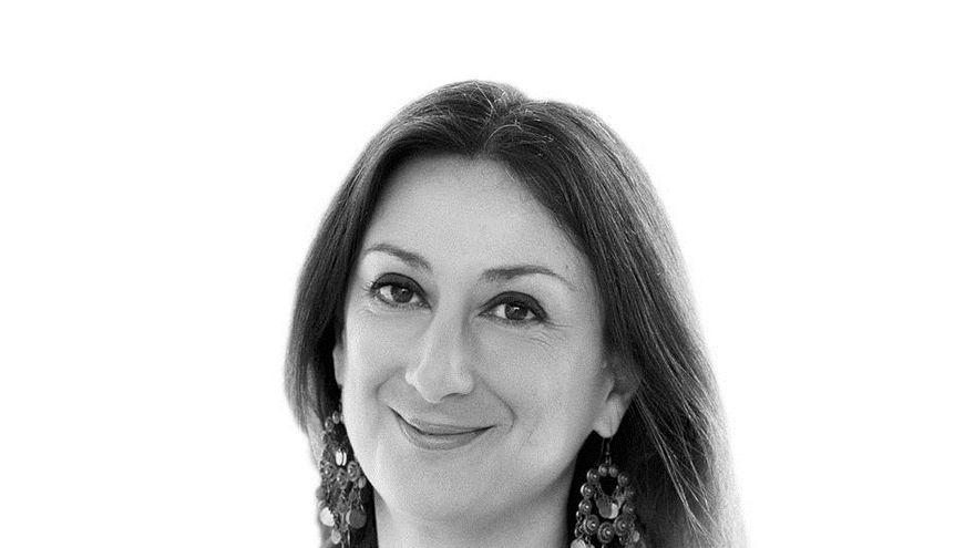 Uno de los sospechosos de asesinar a la periodista Daphne Caruana Galizia se declara culpable y es condenado a 15 años