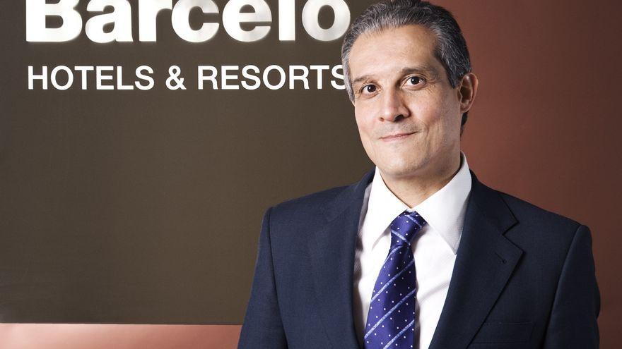 Raúl González, CEO de Barceló para EMEA