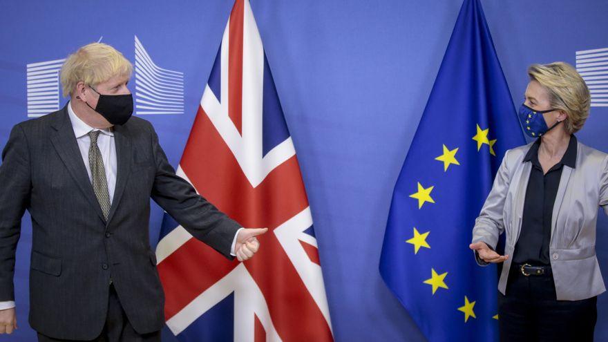 El Brexit que no acaba: Londres acepta prolongar dos meses la entrada en vigor del acuerdo para dar tiempo a la UE a ratificarlo