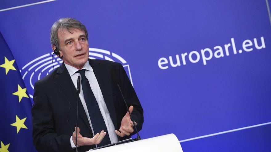 Rusia veta al presidente de la Eurocámara y a la vicepresidenta de la Comisión Europea