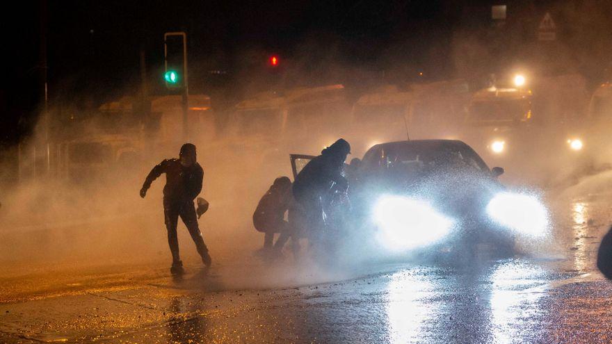 El Brexit y la pandemia crispan Irlanda del Norte provocando varias noches de disturbios