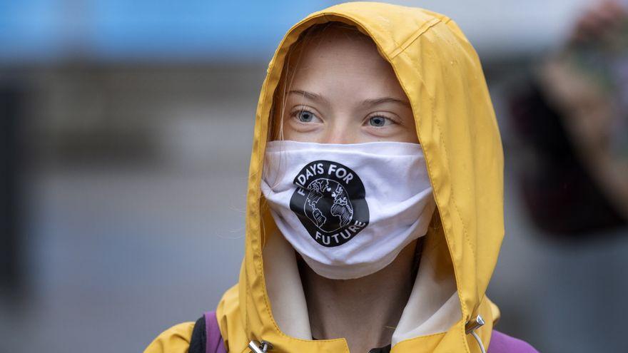 Greta Thunberg pide que los países ricos compartan sus vacunas