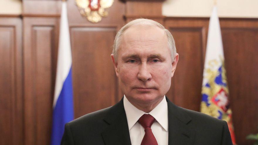Putin promulga la ley que le permite seguir en el poder hasta 2036