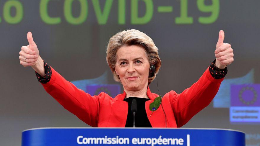 La presidenta de la Comisión Europea regatea a Ucrania mientras Biden y la OTAN respaldan a Kiev frente a Moscú