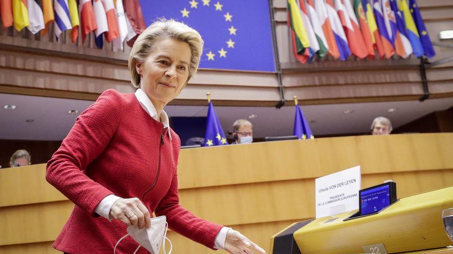 El Parlamento Europeo acaba el (pen)último capítulo de la saga del Brexit