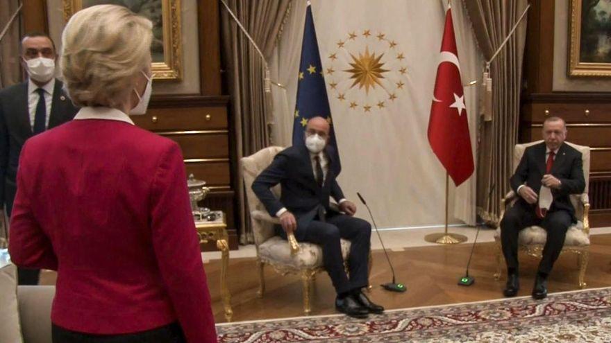 La presidenta de la Comisión Europea, sobre el