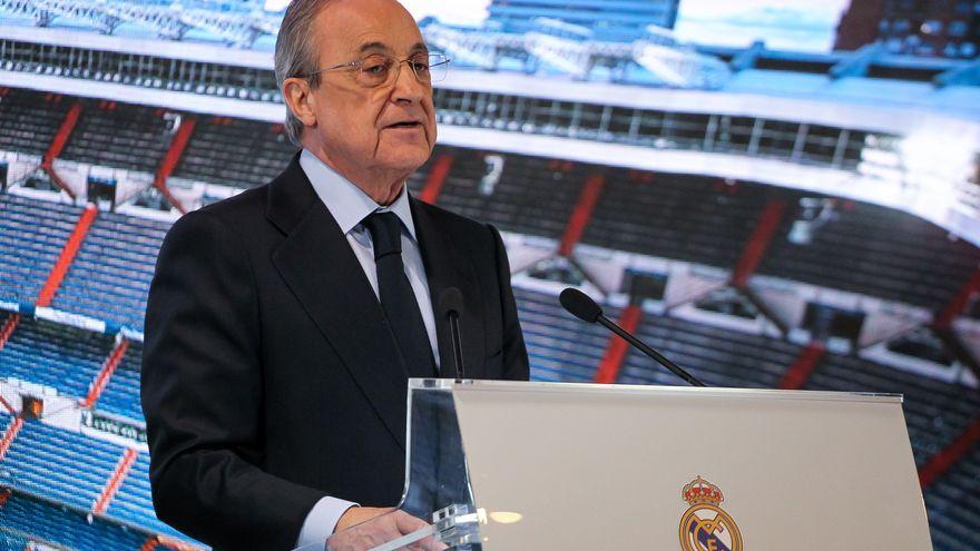 El argumentario secreto que utilizan Florentino Pérez y otros directivos para defender la Superliga