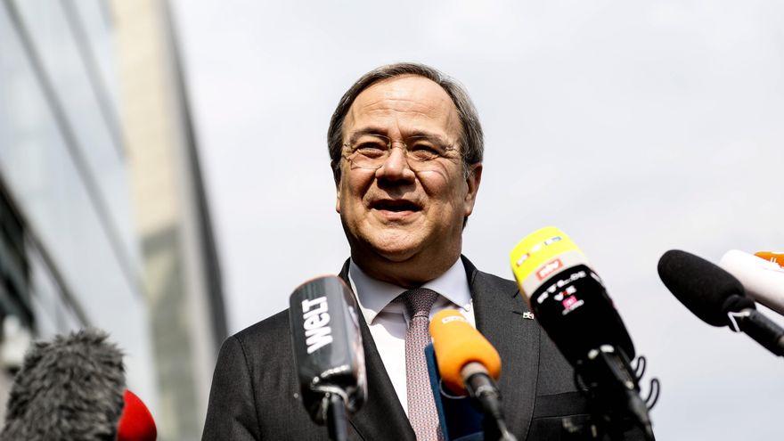 La CDU de Merkel respalda al centrista Armin Laschet como candidato para las elecciones en Alemania