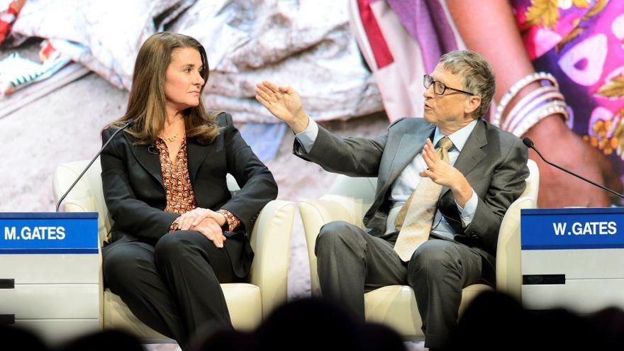 La separación de los Gates abre dudas sobre el futuro de su millonaria fundación