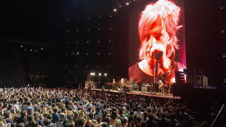 Francia organiza su primer concierto-test con 5.000 personas sin distancias:
