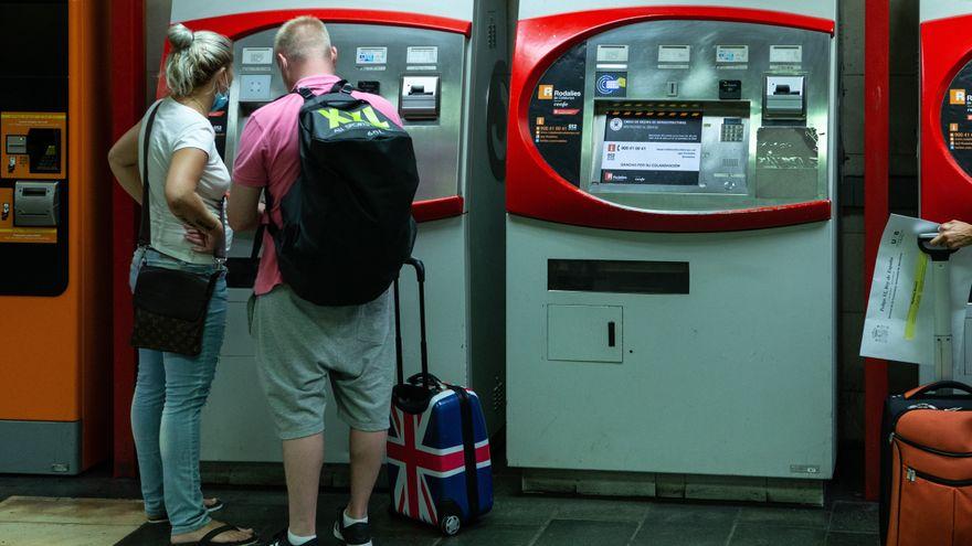 Los turistas de Reino Unido ya podrán entrar en España sin PCR