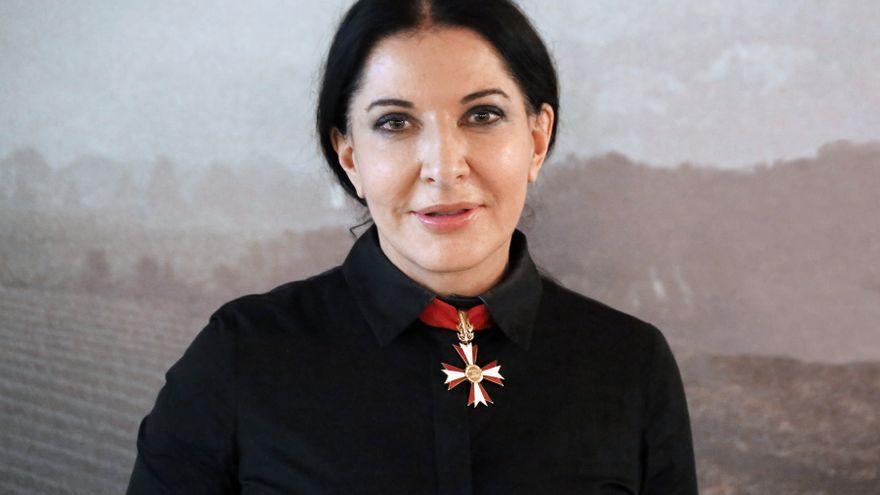 Marina Abramovic gana el Premio Princesa de Asturias de las Artes 2021
