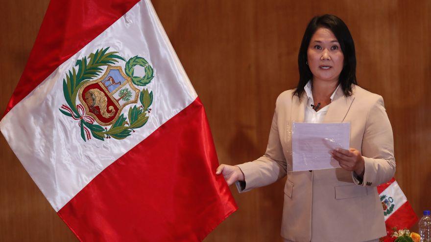 Máxima tensión en Perú: un recuento ajustado, acusaciones de fraude sin pruebas y una petición de cárcel para Fujimori
