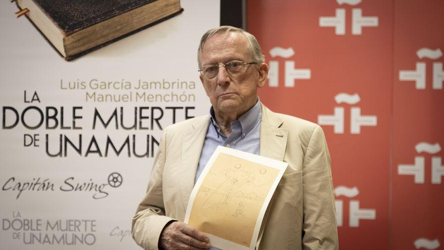 Miguel de Unamuno Adarraga, nieto del filósofo :