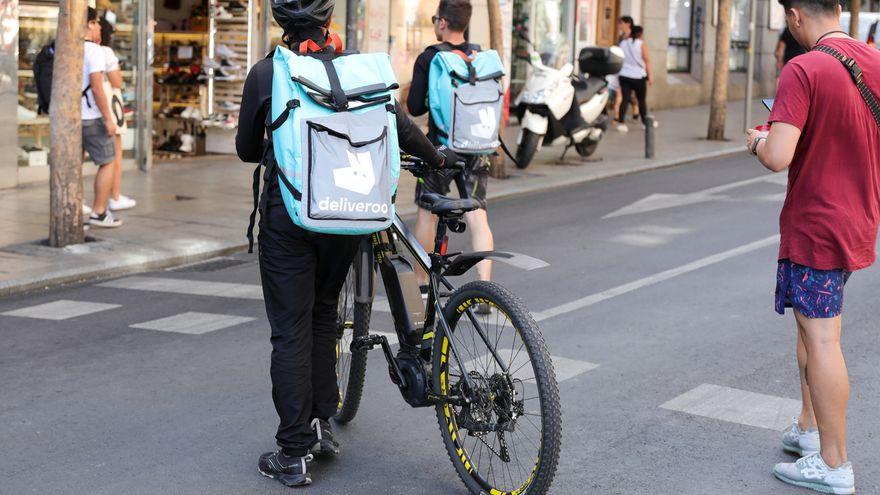 Deliveroo deberá indemnizar con 6.251 euros a nueve