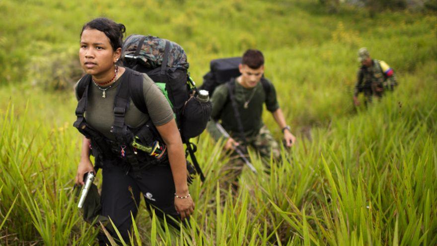 La batalla sin fin de los niños soldado en Colombia