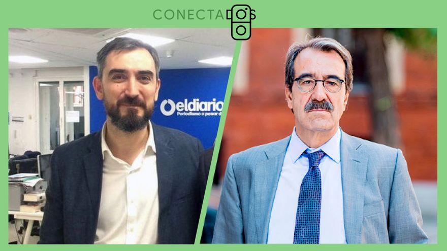 El economista Emilio Ontiveros charla este jueves de casa a casa con Ignacio Escolar