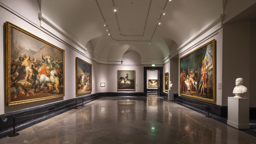 Más mujeres y más pintura social: así ha modernizado su discurso sobre el siglo XIX  el Museo del Prado