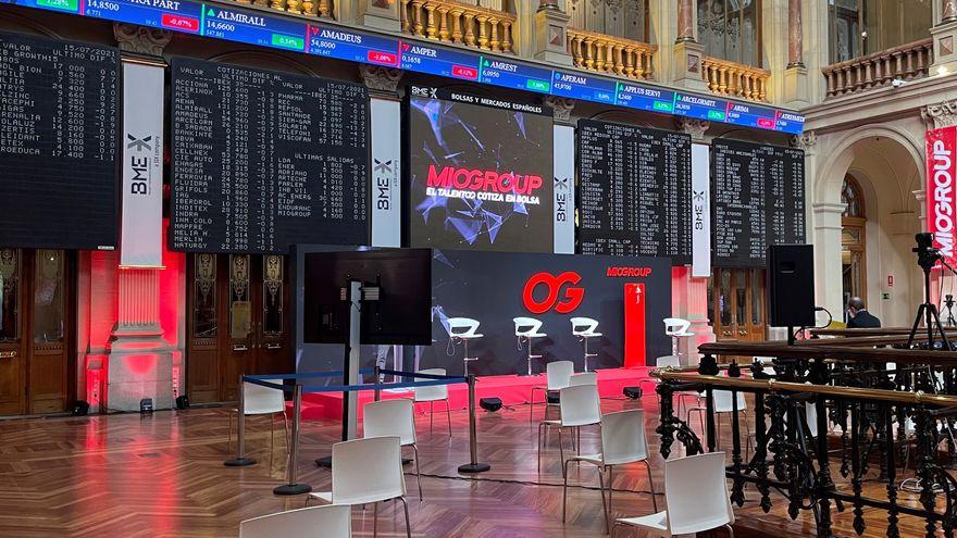 Miogroup, participada por el exfutbolista Arbeloa, sale a Bolsa valorada en 30 millones para hacer adquisiciones