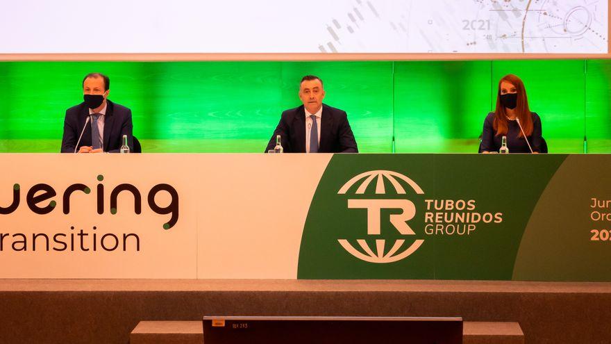 Tubos Reunidos recibirá un préstamo participativo de 112,8 millones por parte del fondo de rescate
