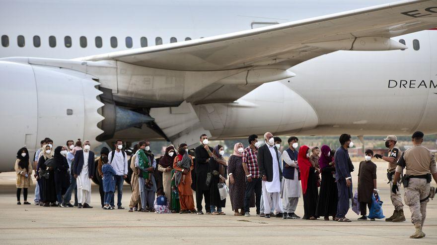 España da por terminada su misión de evacuación en Afganistán
