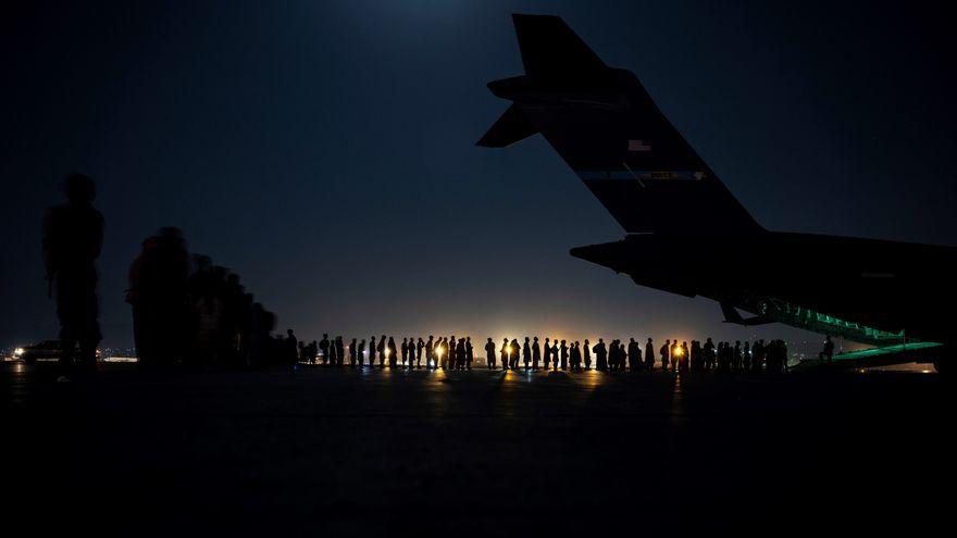 Últimas horas en Kabul: las evacuaciones de los países europeos se acaban